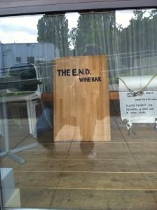 E.N.D. Wine Bar